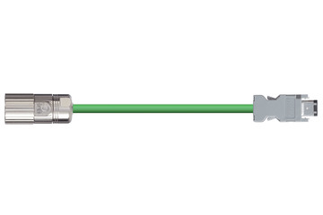 readycable® cavo encoder, standard Omron R88A-CRWA-xxxC-DE, cavo base PUR 7.5 x d
