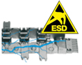e-chains ESD and ATEX